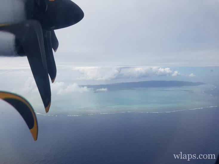 Comment venir à Rodrigues ? en avion Air Mauritius