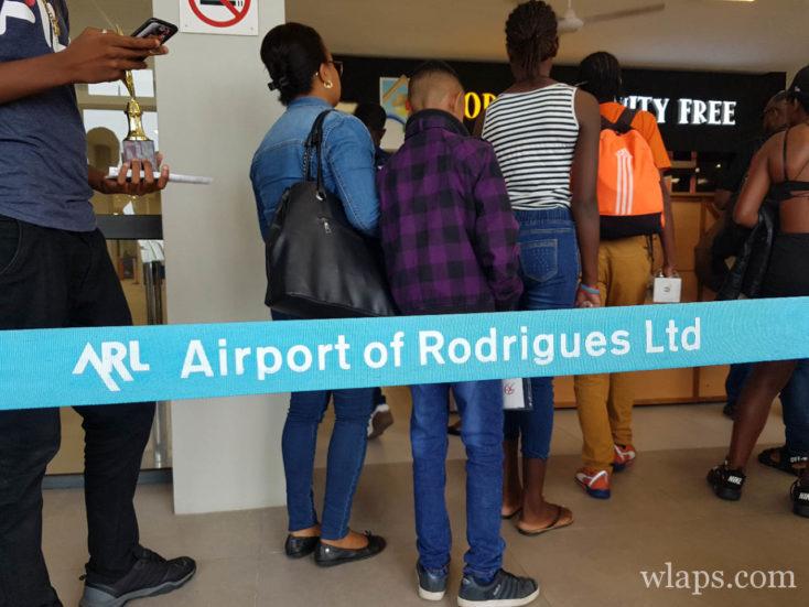 Comment se rendre à Rodrigues ? en avion Air Mauritius