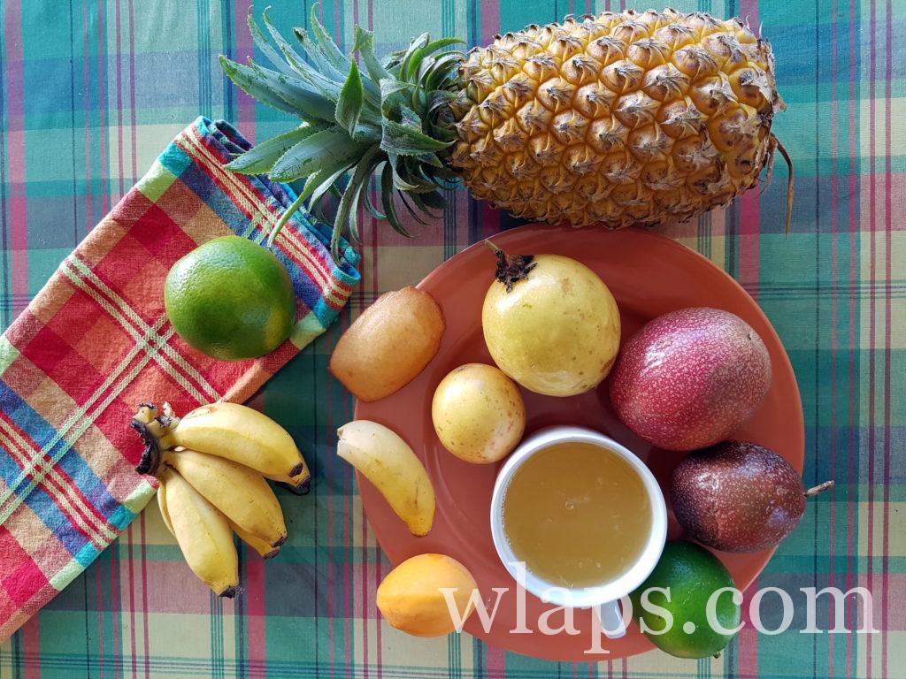Fruits de Marie Galante