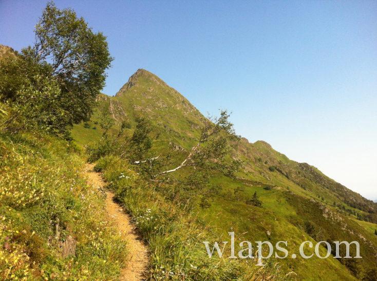 randonnée au Pic de Viscos