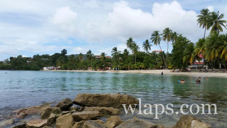 Anse Figuier en Martinique