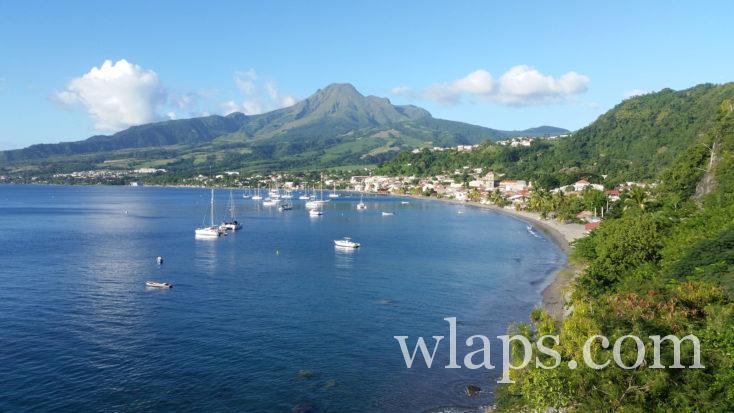 Visiter la Martinique en décembre c'est une météo super et des plages magnifiques